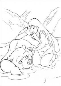 målarbok Brother bear 2 (15)