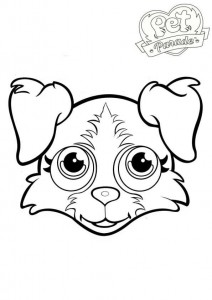coloring bulldog 2