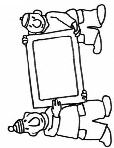 Disegno da colorare Buurman e Buurman (4)