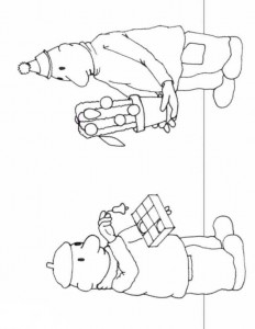coloring page Buurman and Buurman