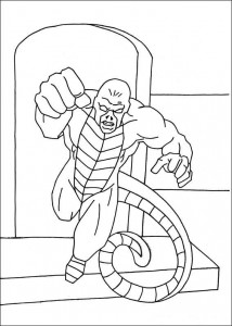 coloring page Captain America (16)