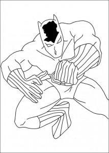 coloring page Captain America (8)