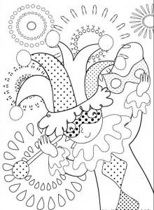 målarbok Karneval (14)
