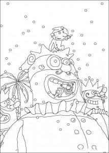målarbok Karneval (16)