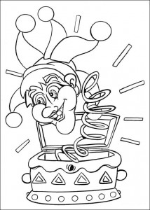 coloring page Carnival (18)