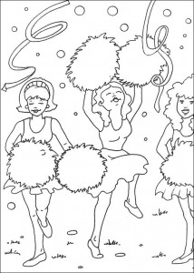 coloring page Carnival (19)