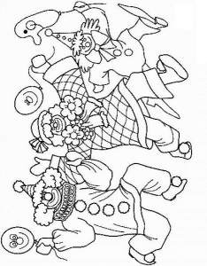 coloring page Carnival (21)