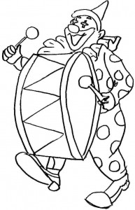 coloring page Carnival (22)