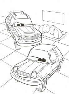 coloring page Cars 2 (4)