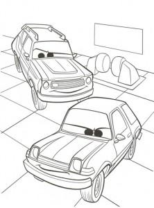 målarbok Bilar 2 (4)