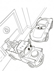 coloring page Cars 2 (5)