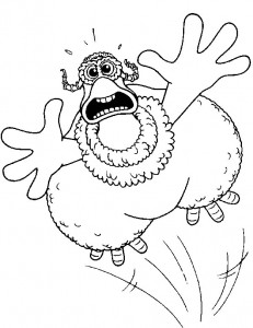 coloring page Chicken Run (15)