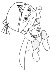coloring page Chloes Magic cabinet (10)