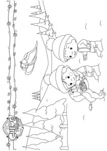 coloring page Chloes Magic cabinet (21)