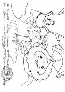 coloring page Chloes Magic cabinet (24)