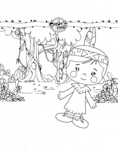 coloring page Chloes Magic cabinet (4)