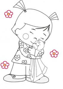 coloring page Chloes Magic cabinet (5)