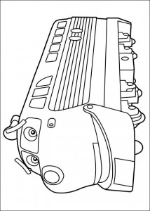 coloring page Chuggington (10)