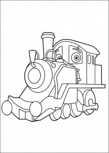 coloring page Chuggington (4)