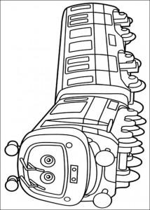 kleurplaat Chuggington (5)