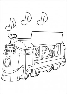coloring page Chuggington (6)