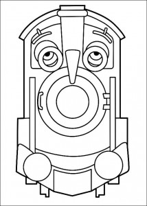 coloring page Chuggington (7)