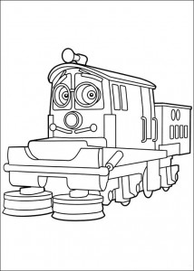coloring page Chuggington (8)