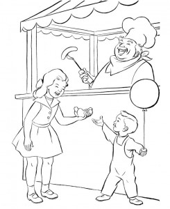 coloring page Circus (12)