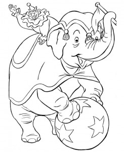 coloring page Circus (13)