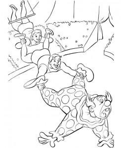 målarbok Cirkus (17)