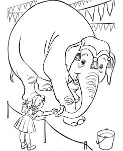 coloring page Circus (5)