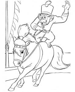 målarbok Cirkus (8)