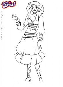 coloring page Clover (7)