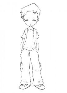 coloring page Code Lyoko (12)