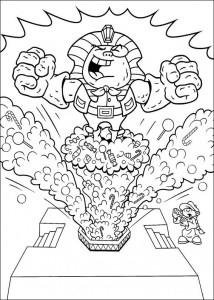 coloring page Kodenavn Kids Next Door (12)