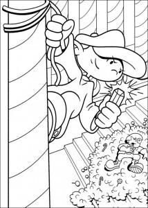 coloring page Code name Kids Next Door (14)