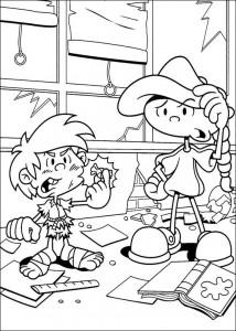 coloring page Kodenavn Kids Next Door (17)
