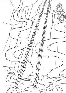 coloring page Kodenavn Kids Next Door (18)