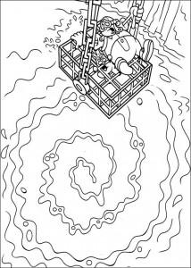 coloring page Kodenavn Kids Next Door (20)