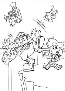 coloring page Kodenavn Kids Next Door (22)