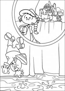 coloring page Kodenavn Kids Next Door (23)