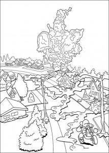 coloring page Kodenavn Kids Next Door (28)