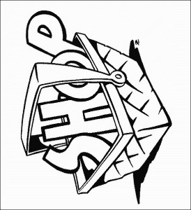 coloring page Computer (3)