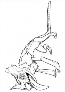 målarbok Croods (11)