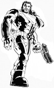 coloring page Cyclope (2)