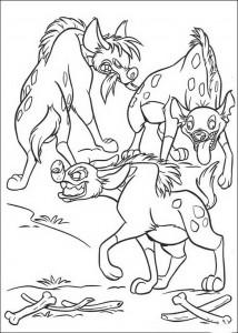 Kleurplaten Van De Leeuwenkoning.Kleurplaten Van Lion King Of De Leeuwenkoning Jouwkleurplaten