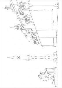 Malvorlage Despereaux (10)