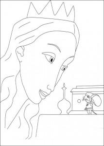 coloring page Despereaux (13)