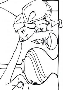 Malvorlage Despereaux (4)