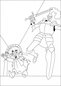Malvorlage Despereaux (8)